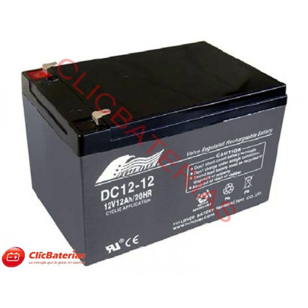 Batería Fullriver DC12-12