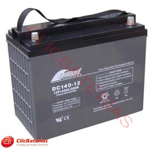 Batería Fullriver DC140-12