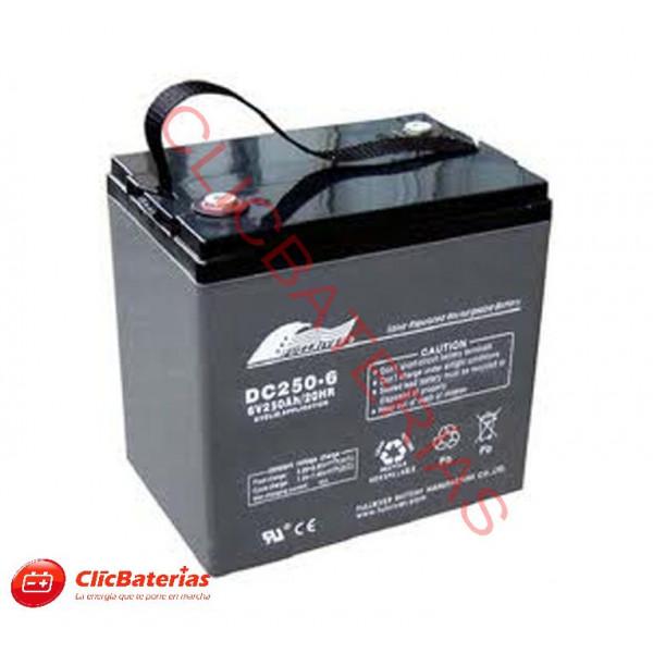 Batería Fullriver DC250-6