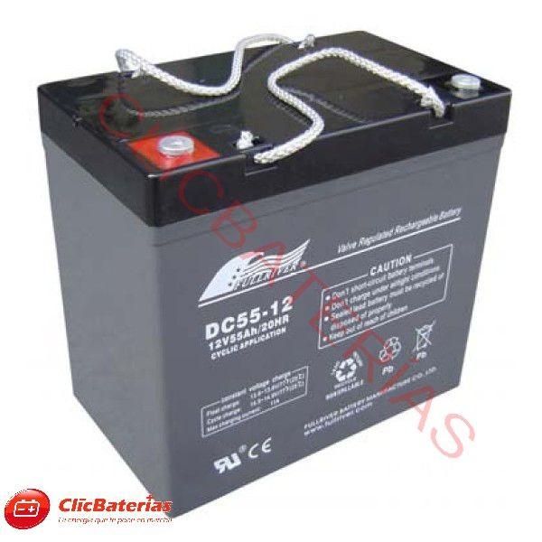 Batería Fullriver DC55-12