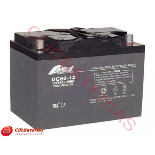 Baterías Fullriver DC60-12