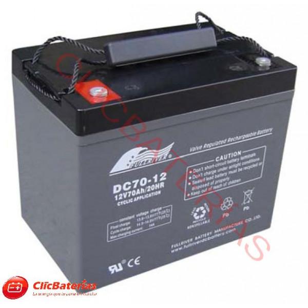 Batería Fullriver DC70-12