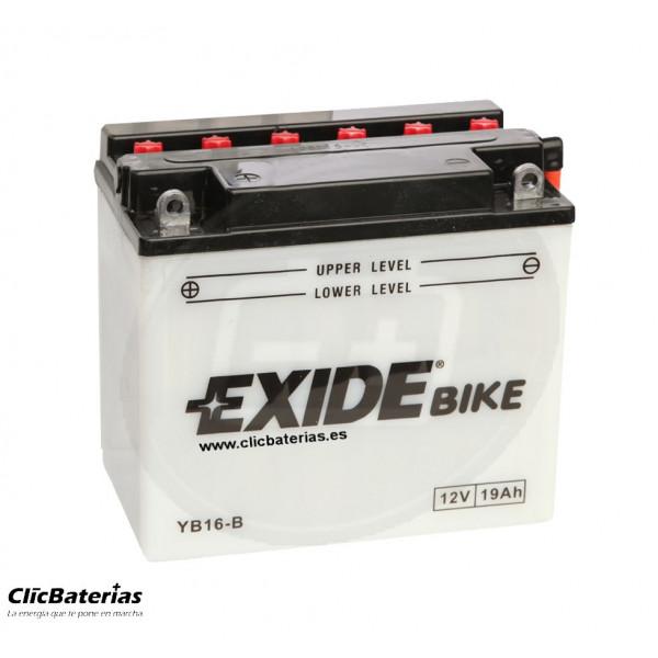 Batería Moto YB16-B Exide