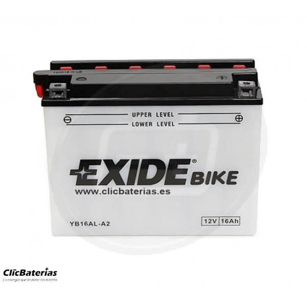 Batería moto Exide YB16Al-A2