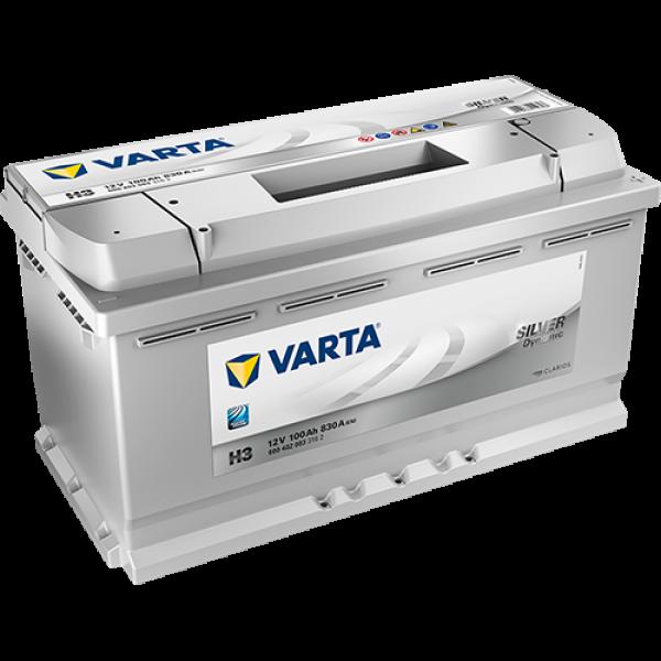Batería Varta Silver Dynamic H3