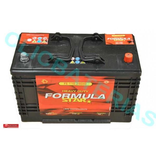 Batería Formula Star 110.246 HD
