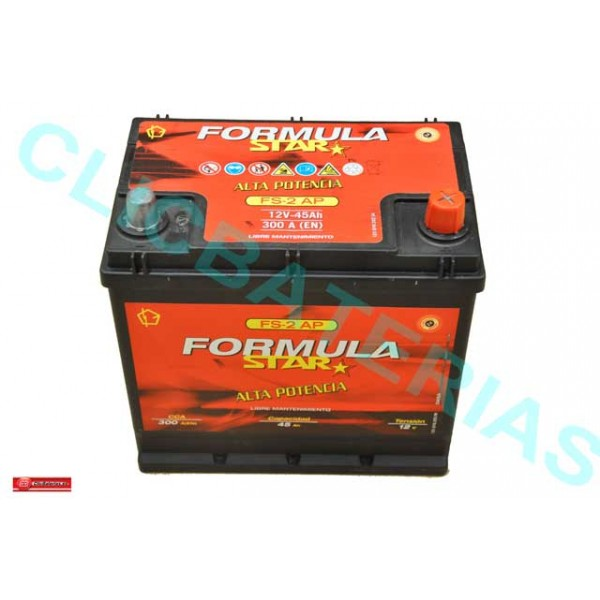 Batería Formula Star FS02AP