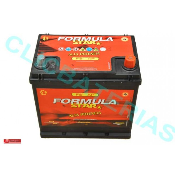 Batería Formula Star FS00AP