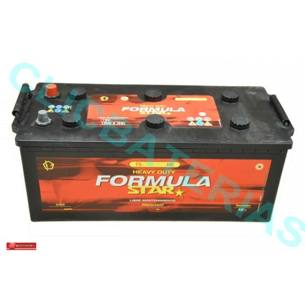 Batería Formula Star 110.247 HD