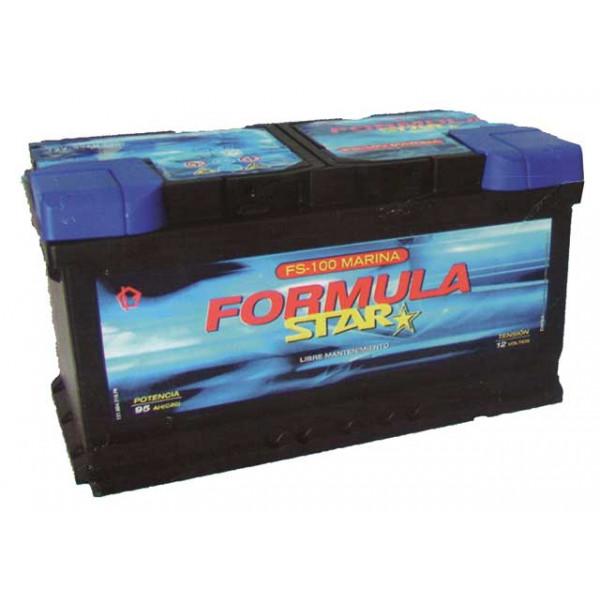 Batería Formula Star FS 100 MARINA