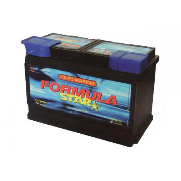 Batería Formula Star FS 75 MARINA
