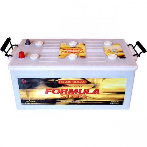 Batería Formula Star FS 155 Solar