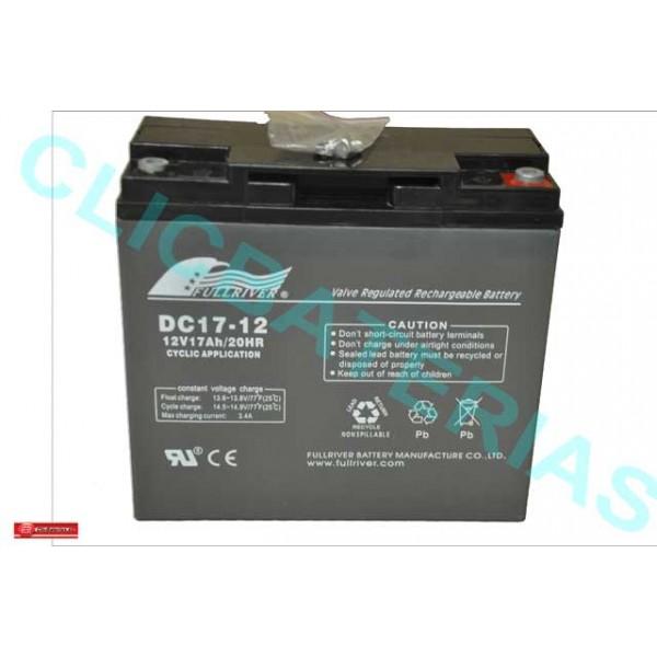 Batería Fullriver DC17-12