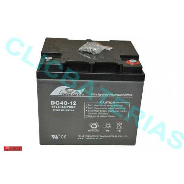 Baterías Fullriver DC38-12