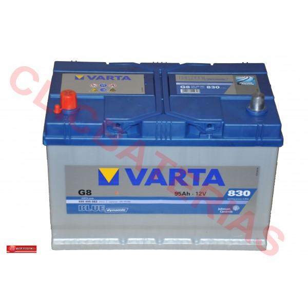 Varta Blue Dynamic G8 (Baterias coches)