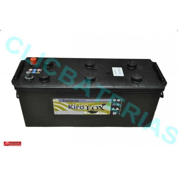 Batería Kiro Fox 135.A.X ST