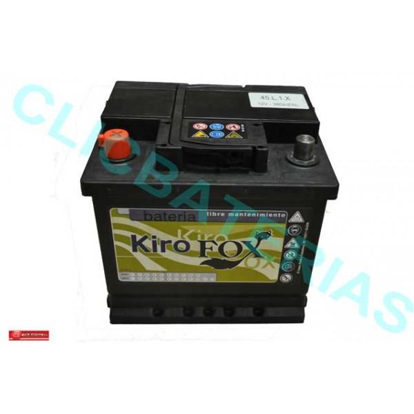 Batería Kiro Fox 45. L 1.X Seat