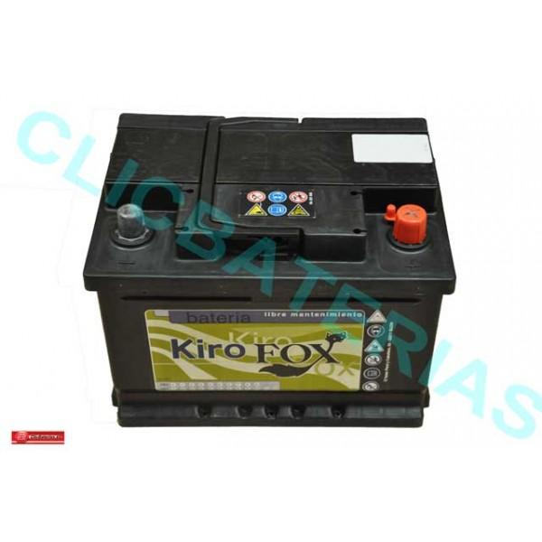 Batería Kiro Fox 60.LBS.2 D