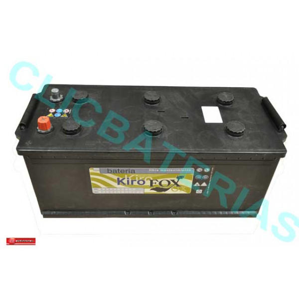 Batería Kiro Fox 180.BS.D CT