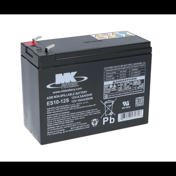 Bateria MK Powered ES10-12S para jueguestes y patines