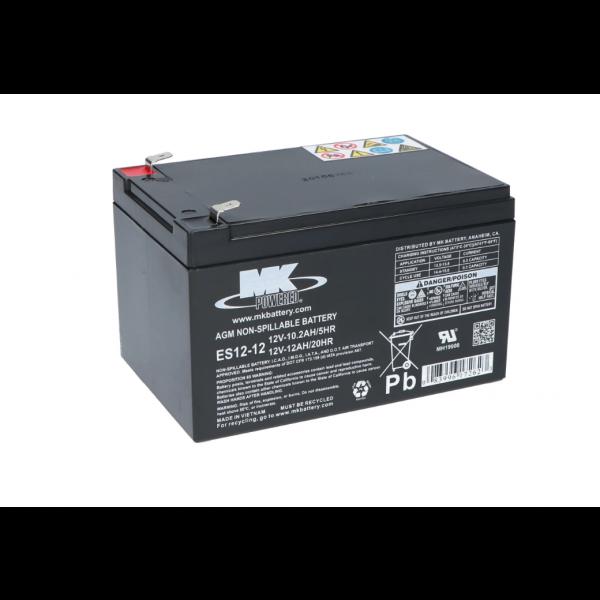 Batería MK Powered ES12-12 para coches de jueguete y patines electricos