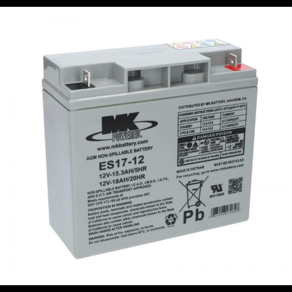Bateria MK Powered ES17-12 para patinetes