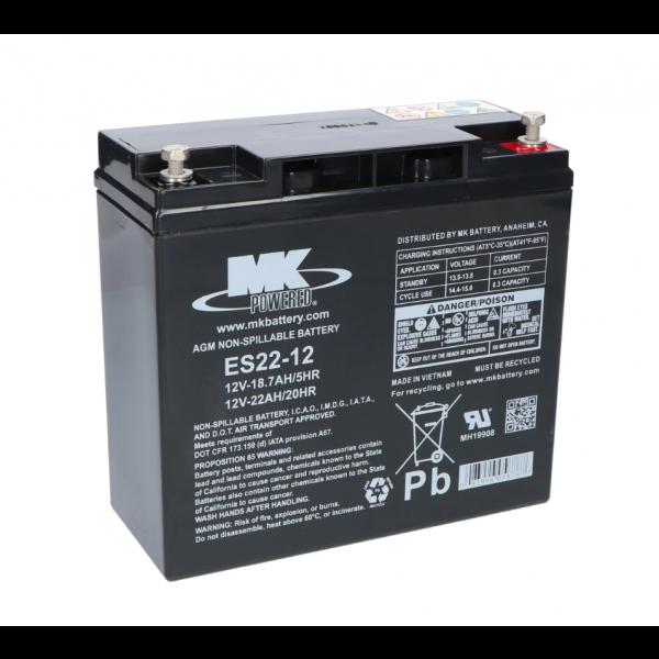 Batería MK Powered ES22-12