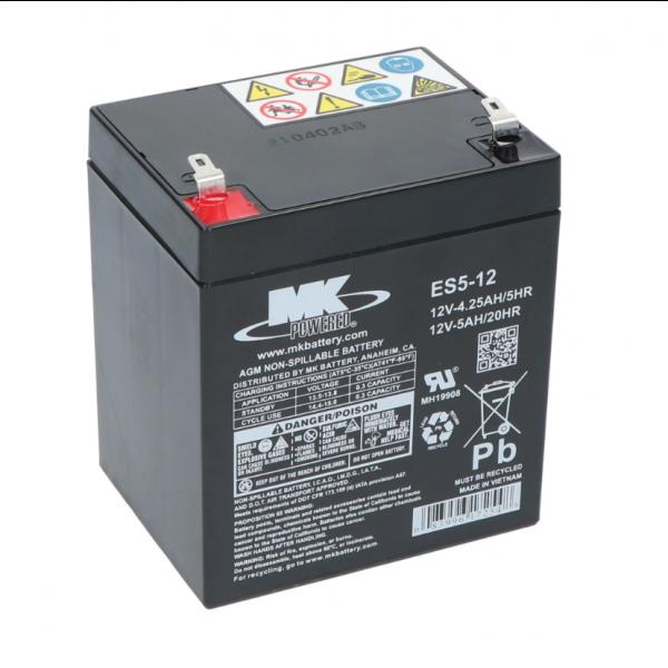 Bateria MK Powered ES5-12 para patines y vehiculos electricos