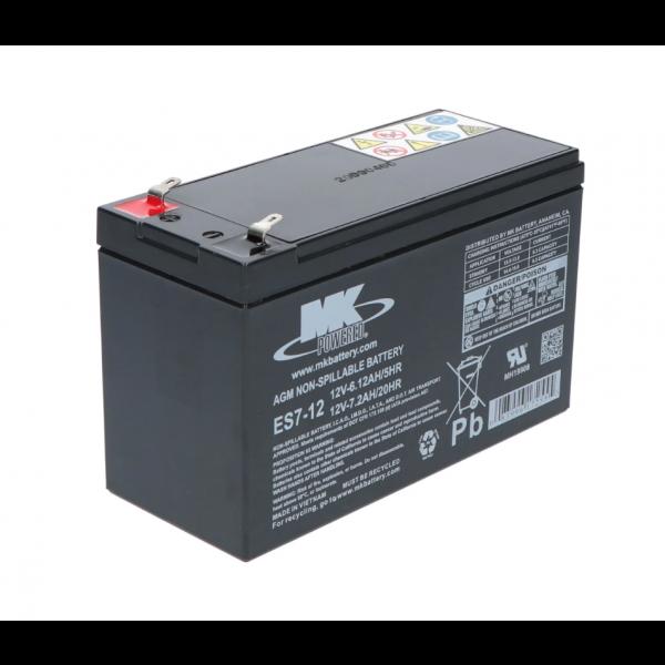 Bateria MK Powered ES7-12 para patines y coches electricos