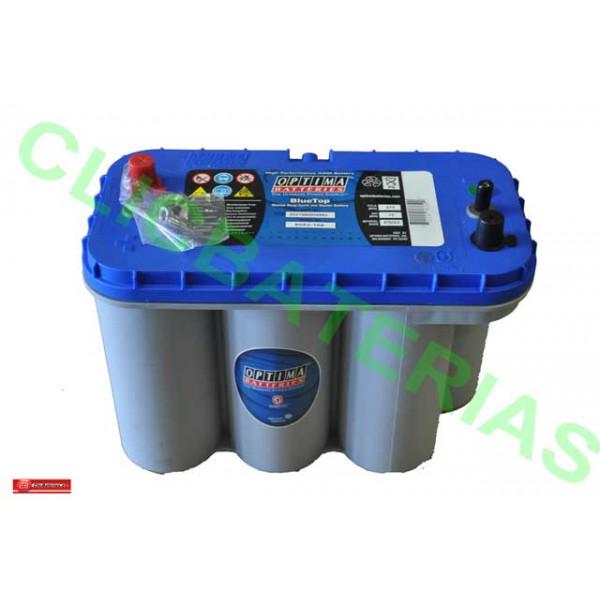Batería Optima BLUETOP DC 5.5
