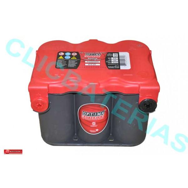 Batería Optima REDTOP F 4.2