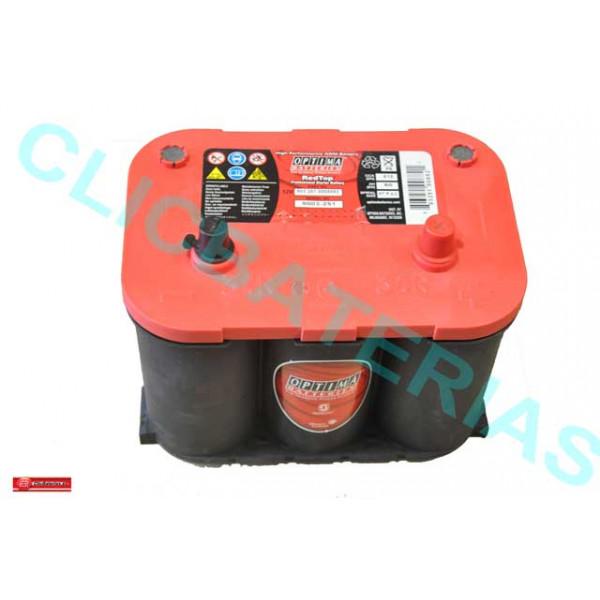 Batería Optima REDTOP R 4.2