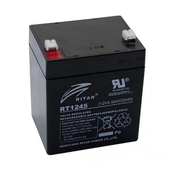 Bateria Ritar RT1245 gruas asistencia medica