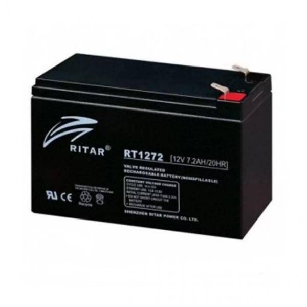 Bateria Ritar RT1272 para SAIS - Patinestes y Alarmas