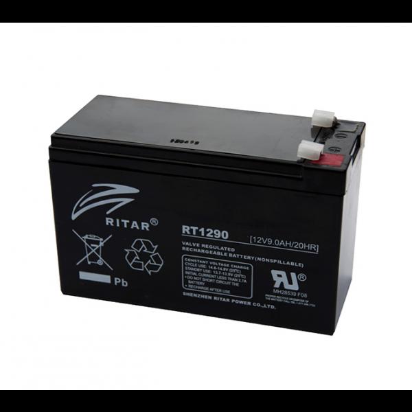 Bateria Ritar RT1290 para SAIS - Patinestes y Alarmas