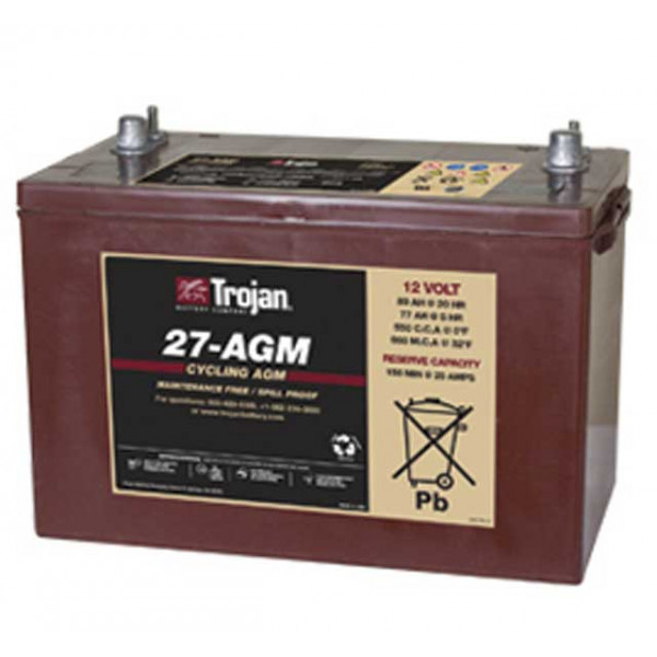 Batería Trojan 27 - AGM