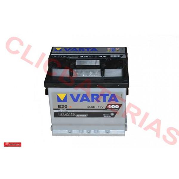 Batería Varta Black Dynamic B20