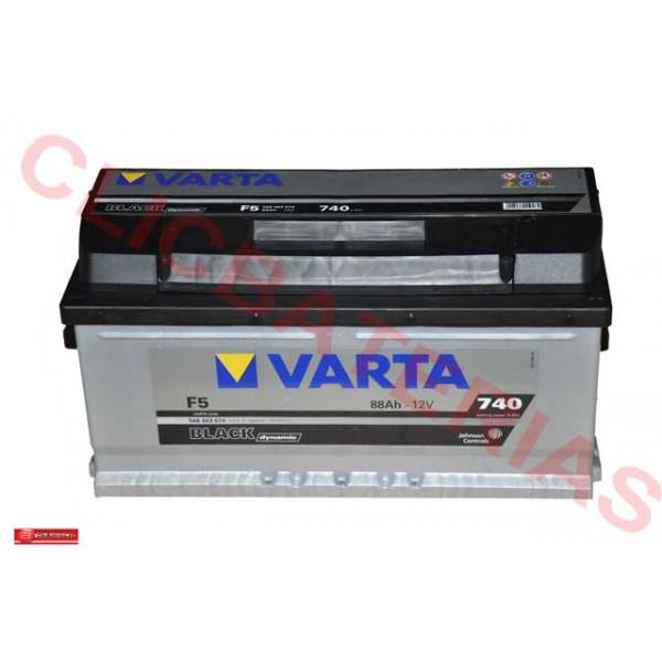 Batería Varta Black Dynamic F5