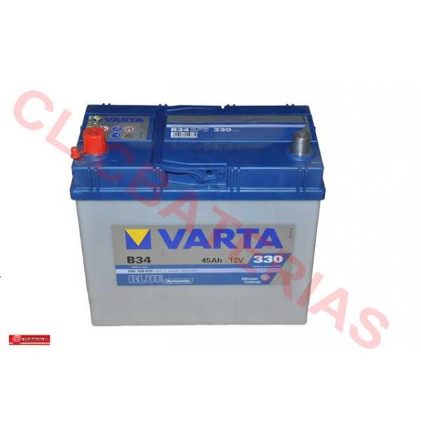 Batería Varta Blue Dynamic B34