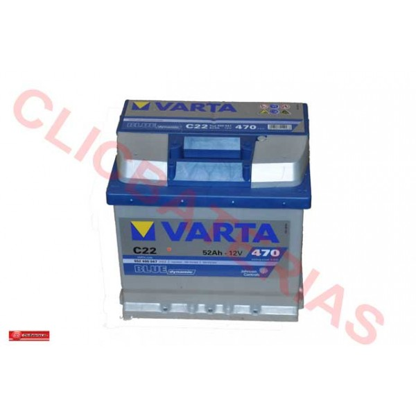 Batería Varta Blue Dynamic C22