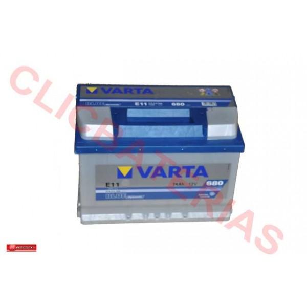 Batería de coche Varta Blue Dynamic E11