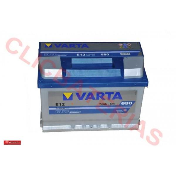 Batería Varta Blue Dynamic E12