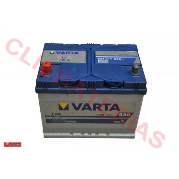Batería Varta Blue Dynamic E24