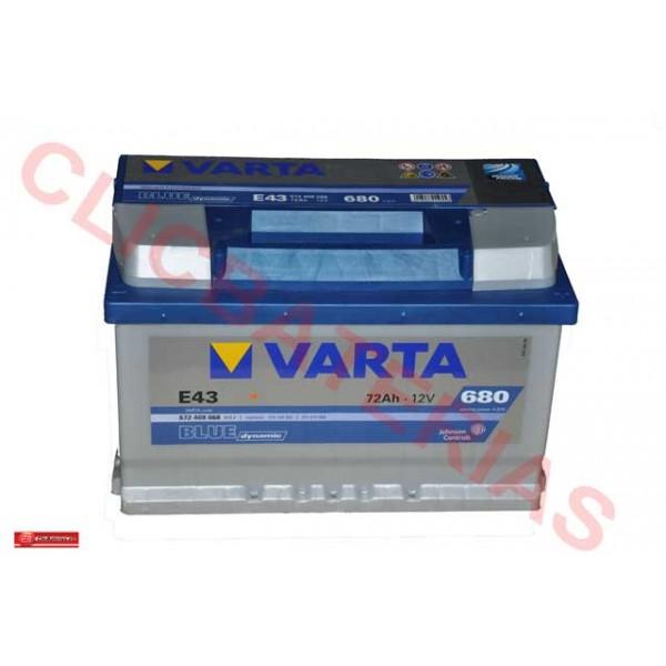 Batería Varta Blue Dynamic E43