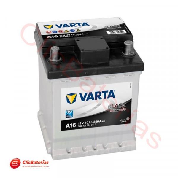 Batería de Coche Varta Black Dynamic A16