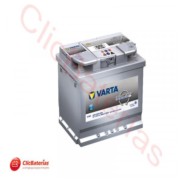 Batería de coche Varta Start-Stop EFB D53
