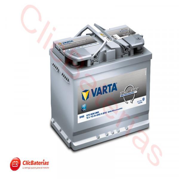 Batería de coche Varta Start-Stop EFB E45