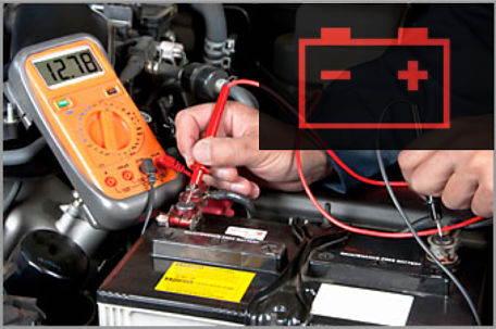 sustituir batería de coche